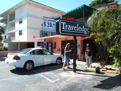 Travelodge Hotel. Fort Lauderdale, Florida